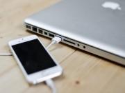 Công nghệ thông tin - Coi chừng bị hack khi sạc điện thoại bằng máy tính!