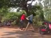 Giáo dục - du học - 2 nữ sinh đánh nhau vì mâu thuẫn trên facebook bị hạ hạnh kiểm