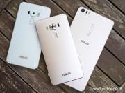 Video trên tay bộ 3 mẫu Asus ZenFone 3 vừa ra mắt