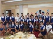 """Thế giới - Bên trong trại hè quốc tế """"sang chảnh"""" ở Triều Tiên"""