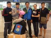 Thể thao - Võ sỹ Duy Nhất muốn vô địch Muay thế giới 10 lần