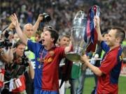 Bóng đá - Vừa có cúp C1, Ronaldo vẫn thua xa Messi về danh hiệu