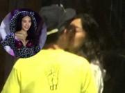 """Ca nhạc - MTV - Trần Quán Hy gây bão với ảnh """"khóa môi"""" thiên thần nội y"""