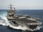 Thế giới - Tàu sân bay Mỹ tuần Biển Đông mang những máy bay nào?