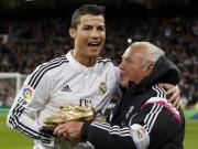 Bóng đá - Real 11 lần vô địch C1: Ronaldo chưa được ưa thích nhất