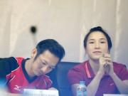 Thể thao - Tiến Minh tiết lộ chuyện tình với Hoa khôi cầu lông