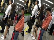 Bạn trẻ - Cuộc sống - Nam sinh viên TQ chuyên rình mò chụp vùng kín phụ nữ