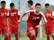 Bóng đá - U-16 Việt Nam cần chuẩn bị chu đáo