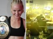 Thể thao - Hãi hùng HLV kiều nữ UFC đấu súng với cướp
