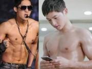 Làm đẹp - 10 nam thần xứ Hàn có cơ bắp vạm vỡ khiến fan điêu đứng
