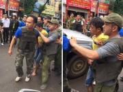 An ninh Xã hội - Nghi phạm bắn phó CA phường nổ súng điên cuồng khi bị vây bắt