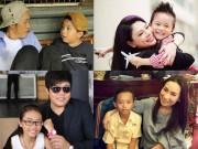Ca nhạc - MTV - Những cô, cậu bé con nuôi nổi tiếng của sao Việt