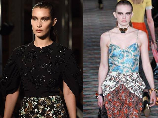 Dior Resort 2017 mang vẻ đẹp của cô gái thành Paris