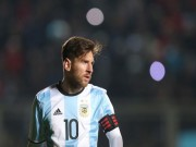Bóng đá - Messi và ĐT Argentina: May mắn không ngoảnh mặt 3 lần