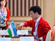 Thể thao - Lê Quang Liêm trở lại ngôi đầu Giải Vô địch châu Á