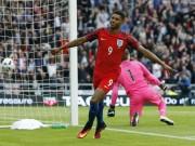 Bóng đá - Euro 2016: Rashford là quân bài chiến lược của ĐT Anh