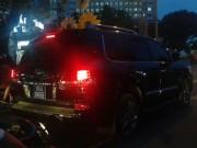 Phó Chủ tịch Hậu Giang trả lại biển số công của xe Lexus
