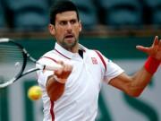 Thể thao - Hot shot: Djokovic chạy như Usain Bolt cứu bóng