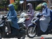 Tin tức trong ngày - Người Hà Nội đối mặt với đợt nắng nóng nhất từ đầu hè