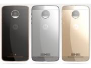 Dế sắp ra lò - Rò rỉ hình ảnh điện thoại Moto Droid Z Edition