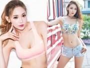 """Làm đẹp - Người mẫu Hàn Quốc nổi tiếng nhờ hình thể cực """"nóng"""""""