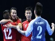 Bóng đá - Futsal chạy đua với FIFA World Cup 2016