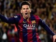 Bóng đá - Tin HOT tối 1/6: Messi đắt giá nhất thế giới