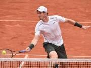 Thể thao - Murray – Gasquet: Đại tiệc ở Paris (Tứ kết Roland Garros)