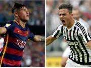 Bóng đá - Dàn sao vắng mặt ở Copa America 2016: Neymar, Dybala, Marcelo