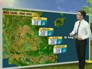 Tin tức trong ngày - Dự báo thời tiết VTV ngày 2/6: Hà Nội nắng nóng đỉnh điểm