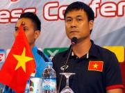 """Bóng đá - ĐTVN: Hữu Thắng """"gây sốt"""" với truyền thông quốc tế ở Myanmar"""