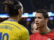 """Bóng đá - 2 kỷ lục ghi bàn tại EURO: Chờ Ronaldo, Ibra """"phá"""""""