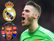 Bóng đá - MU: Mourinho & bài toán giữ De Gea
