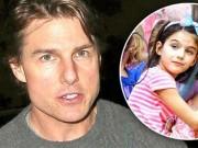 Phim - Tom Cruise không gặp con gái Suri suốt hơn 2 năm qua