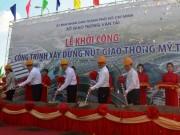 TPHCM: Khởi công dự án 1.500 tỷ chịu được động đất cấp 7