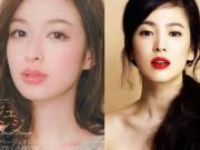 Làm đẹp - Sao Nhật - sao Hàn: Ai gợi cảm hơn ai?