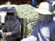 Sức khỏe đời sống - Bộ Y tế cảnh báo say nắng, đột quỵ ngày nắng nóng
