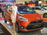 Ô tô - Xe máy - Ngắm Toyota Sienta 2016 cho Đông Nam Á, giá 501 triệu đồng