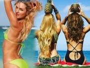"""Thời trang - 4 mẹo chụp bikini đẹp khiến chị em bạn dì """"phát hờn"""""""