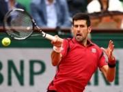 Hot shot: Djokovic hóa giải cú lốp siêu đẳng của Thiem