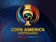 Kết quả bóng đá - Kết quả thi đấu Copa America 2016