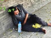 An ninh Xã hội - Con nghiện hé lộ ám hiệu mua ma túy ở Bến xe An Sương