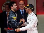 Thể thao - Monaco GP: Vận may ngoảnh mặt với Daniel Ricciardo