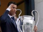 Bóng đá - CR7 gia hạn hợp đồng sau Euro, muốn giải nghệ ở Real