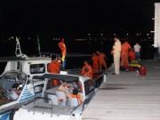 Tin tức trong ngày - Trắng đêm tìm kiếm nạn nhân vụ chìm tàu trên sông Hàn
