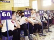 Tiêu chí cực khó, học sinh giỏi chưa chắc vào nổi lớp 6 các trường ở Hà Nội