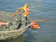 Tin tức trong ngày - Ảnh: Đặc công lặn tìm nạn nhân vụ chìm tàu sông Hàn