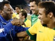 """Bóng đá - Pele: """"Neymar không cùng đẳng cấp Messi, Ronaldo"""""""