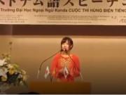 """Bạn trẻ - Cuộc sống - Cô gái Nhật khiến cộng đồng mạng Việt """"nghiêng ngả"""""""