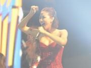 Ca nhạc - MTV - Maya, Bảo Anh quá nóng bỏng trên sân khấu